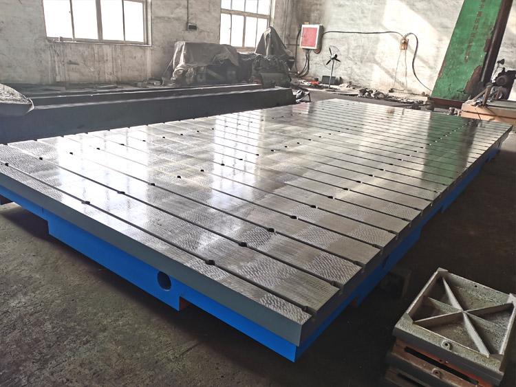 铆焊平台-铸铁铆焊平台-钳工铆焊平台