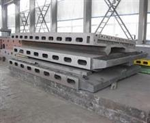 机床铸件-大型机床铸件-机床床身